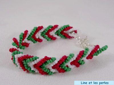 Rouge, blanc, vert