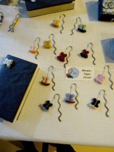Invasion de corsets marque-pages